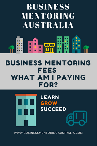 Business Mentoring Fees
