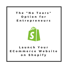 Launch your ecommerce website on shopify