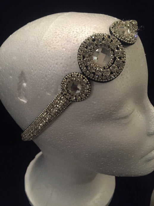 New Rhinestone Head Bands