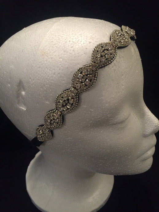 Rhinestone Head Band