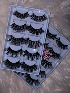 Trouble Lash Set