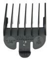 "Wahl Wahl #2 Snap on Comb 1/4"" 6mm"