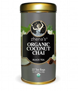 Coconut Chai Black