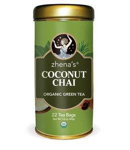 Coconut Chai Green