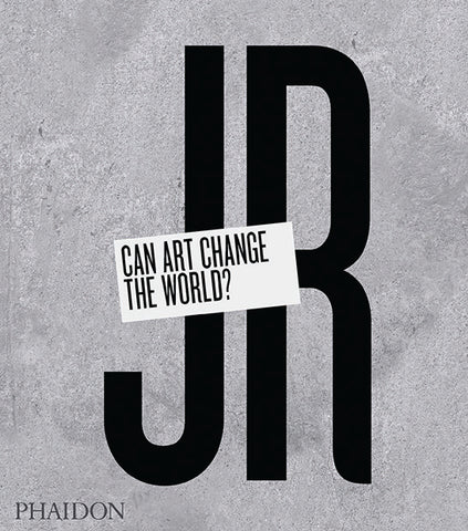 J.R. : Can Art Change World?