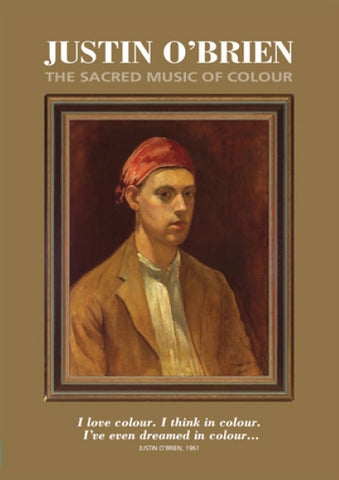 Justin O'Brien: The Sacred Music of Colour DVD