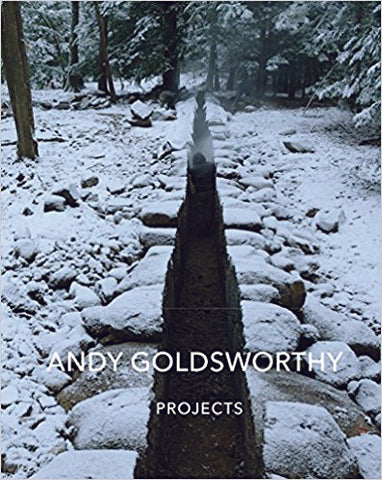 Andy_Goldsworthy: Projects
