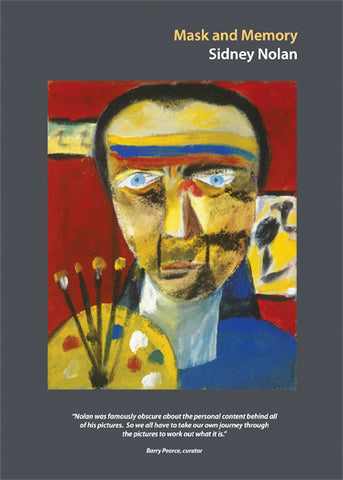 Sidney Nolan: Mask and Memory DVD
