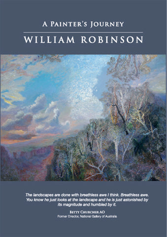 William Robinson: A Painter's Journey DVD