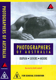 Photographers of Australia DVD