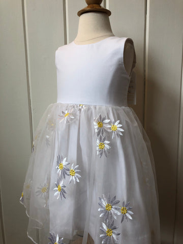 Special Occasion Daisy Dress