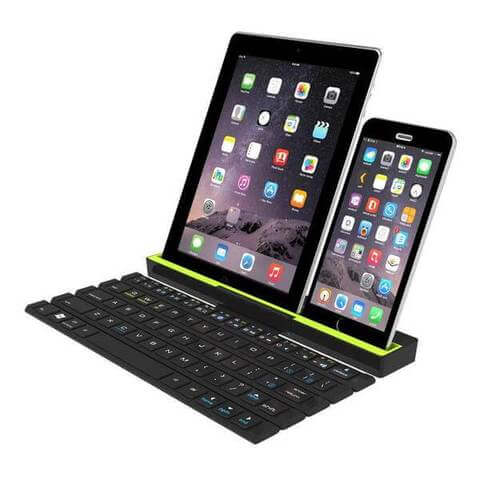 Foldable Bluetooth Keyboard for Smartphone and Tablet Reviews