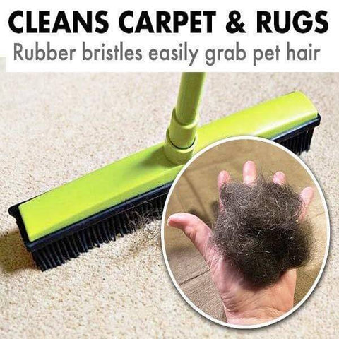 Uses of Multipurpose Rubber Broom