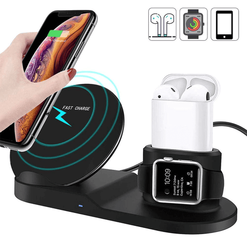 Best 3-in-1 Wireless Charging Station