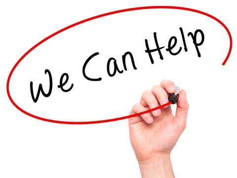 Contact Us, We Can Help!