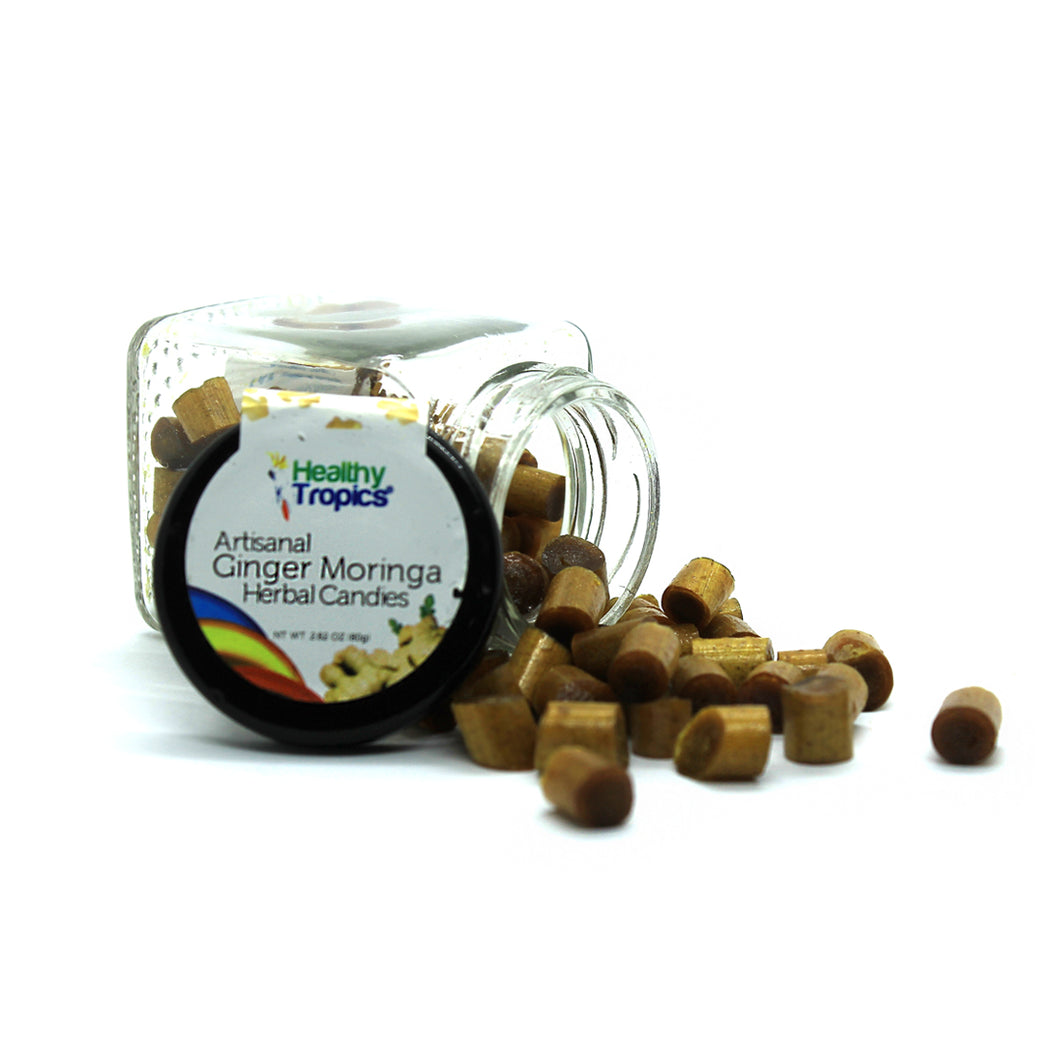Ginger Moringa Herbal Candy