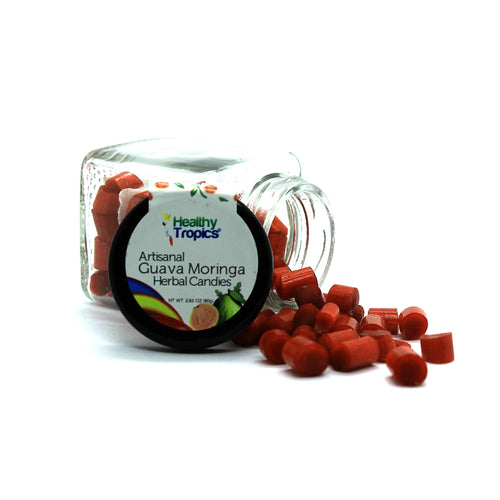 Guava Moringa Herbal Candy