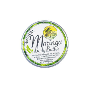 Natural Moringa Body Butter