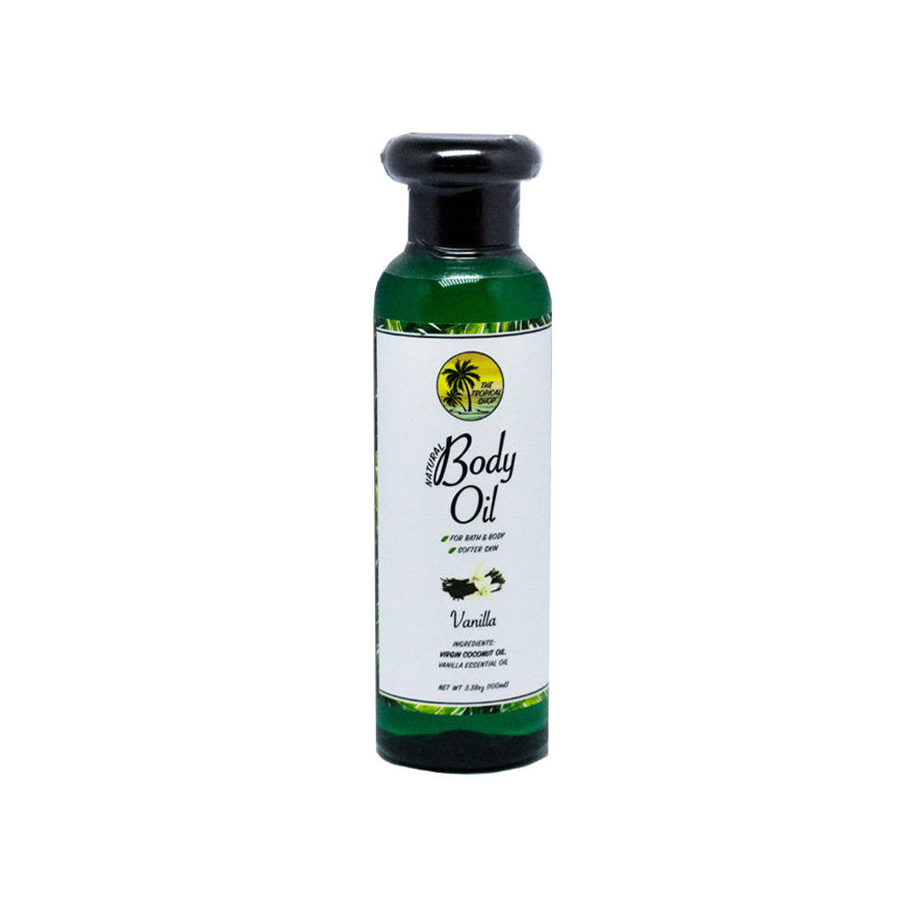 The Tropical Shop | Natural Body Oil (Vanilla)