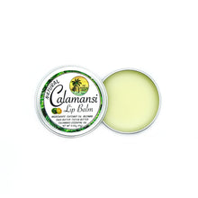 Natural Calamansi Lip Balm