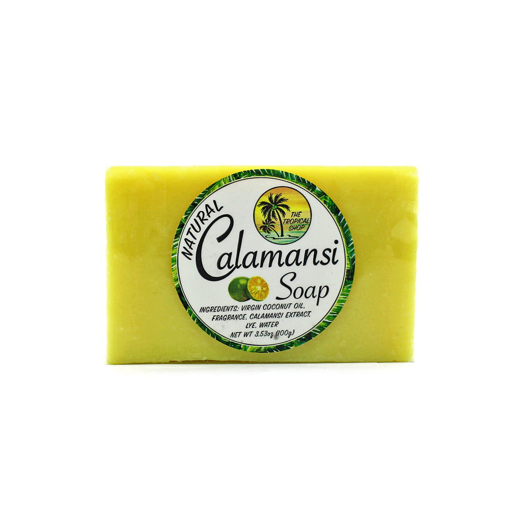 Natural Calamansi Soap