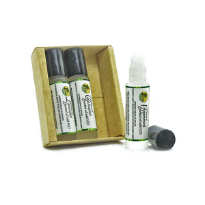 Natural Essential Oil Set (Peppermint, Lavender & Calamansi)