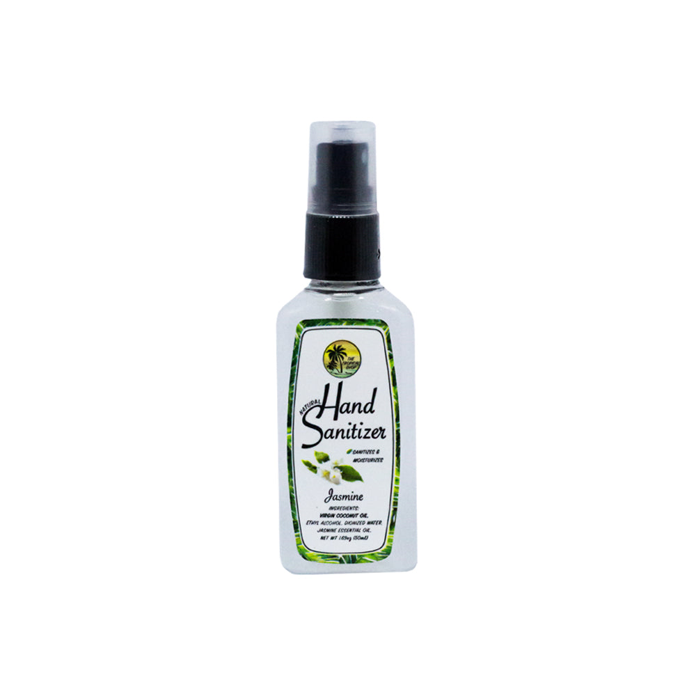 The Tropical Shop | Natural Hand Sanitizer (Jasmine)