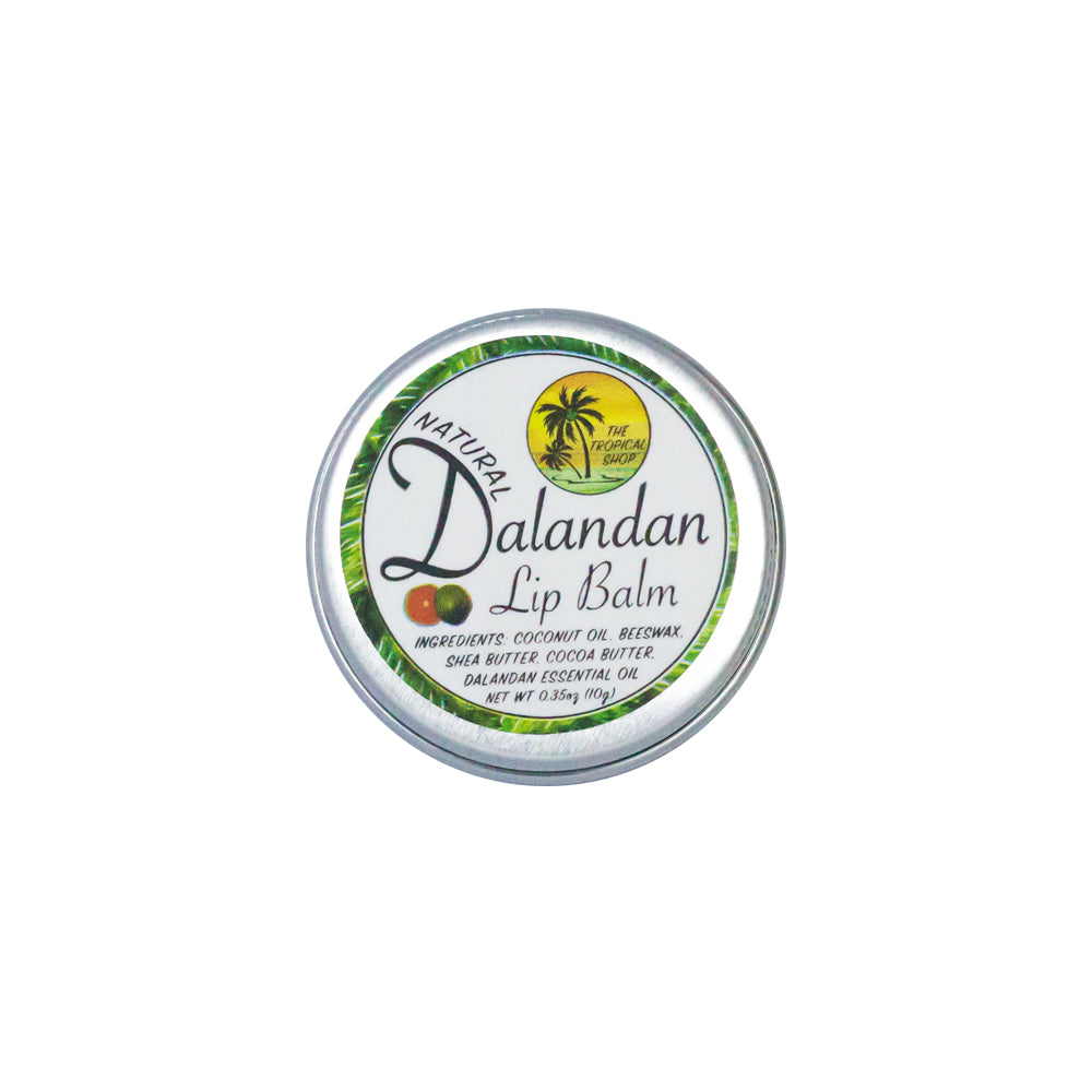 The Tropical Shop | Natural Dalandan Lip Balm