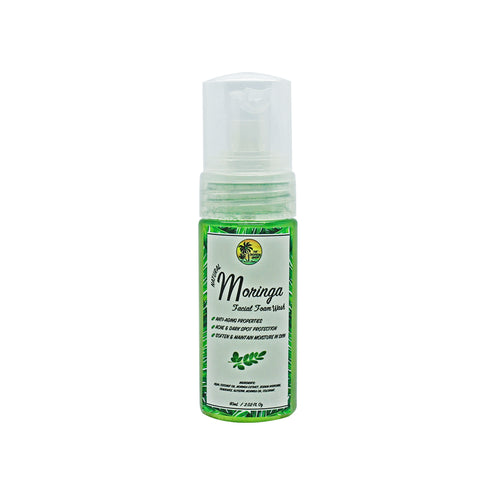 Moringa Facial Foam Wash