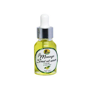 Natural Moringa Oil Serum