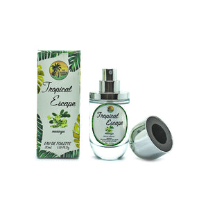 Natural Tropical Escape Perfume - Moringa Scent