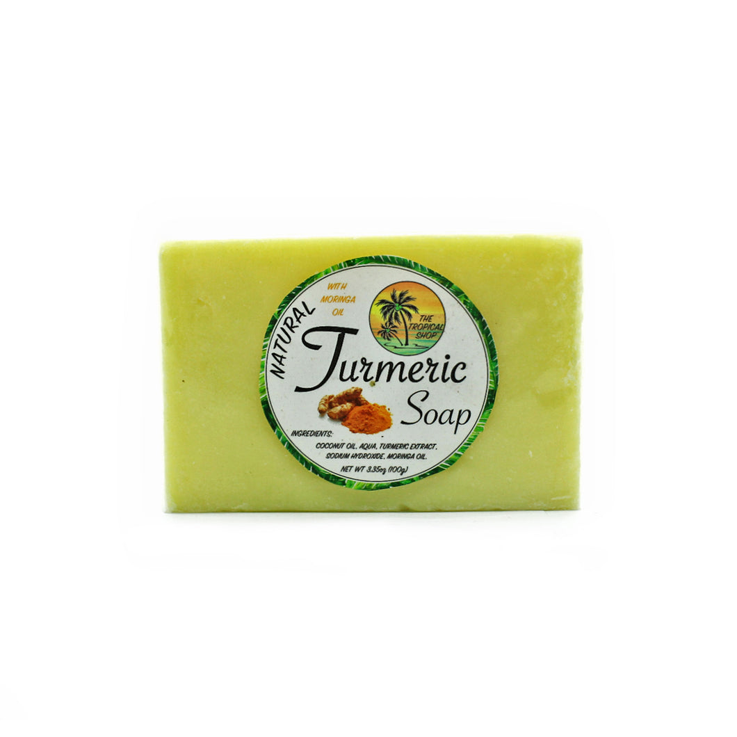 Natural Turmeric Soap