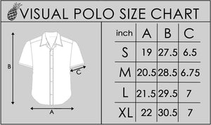 Eagle Haze Button Down Polo