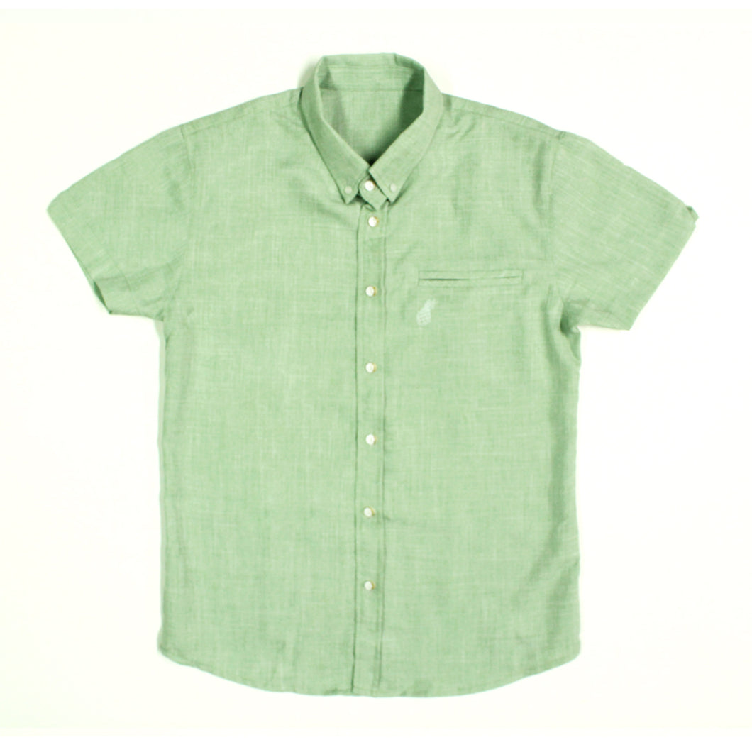 Green Basic Polo
