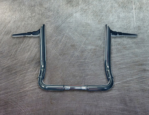 "Big Daddy 1 ½"" Meathook Monkey Bagger Bars"