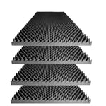 "Soundproofing Recording Studio Egg crate Acoustic Foam. 2"" X 24"" X 48"" (12 Pieces)"