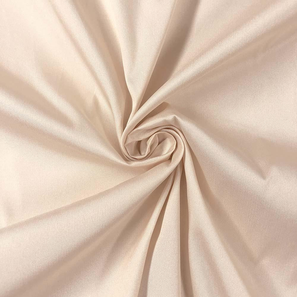 "Blush Polyester Taffeta Lining Fabric 54"" Wide Fabric Sold By The Yard. - KINGDOM OF FABRICS"