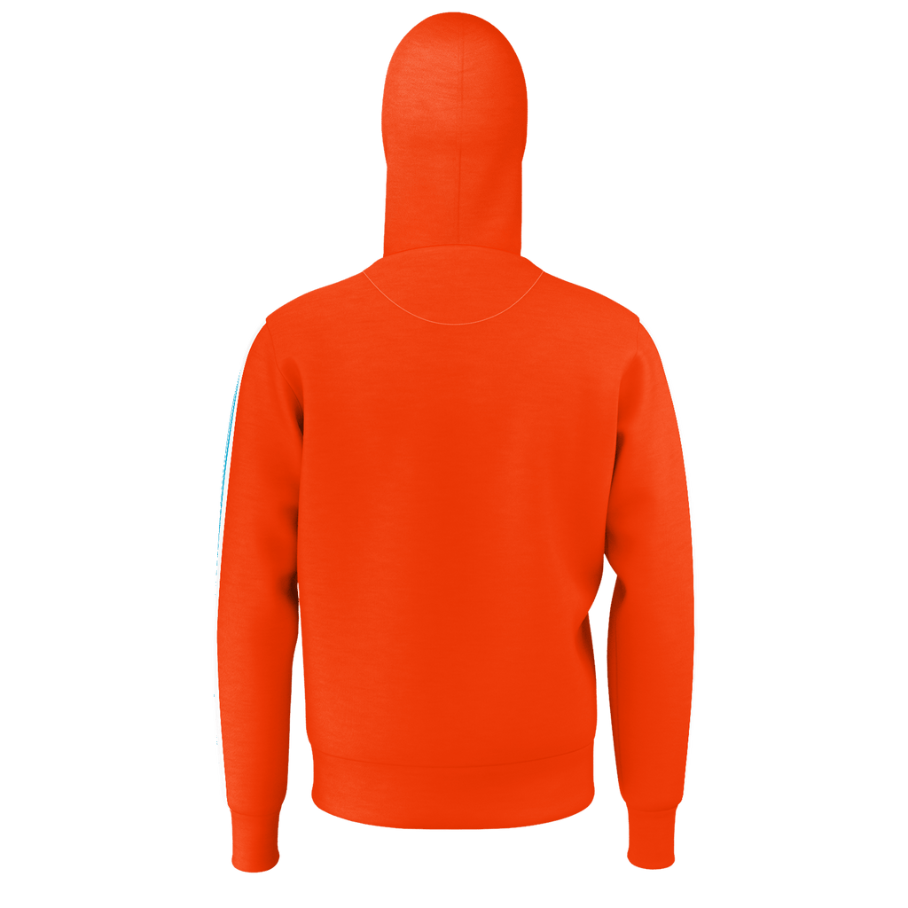 Color Block Logo Orange