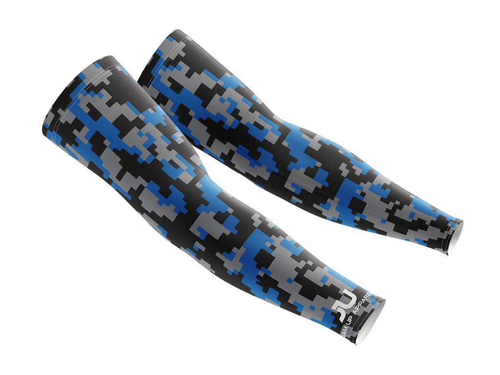 Geo Camo Arm Sleeves