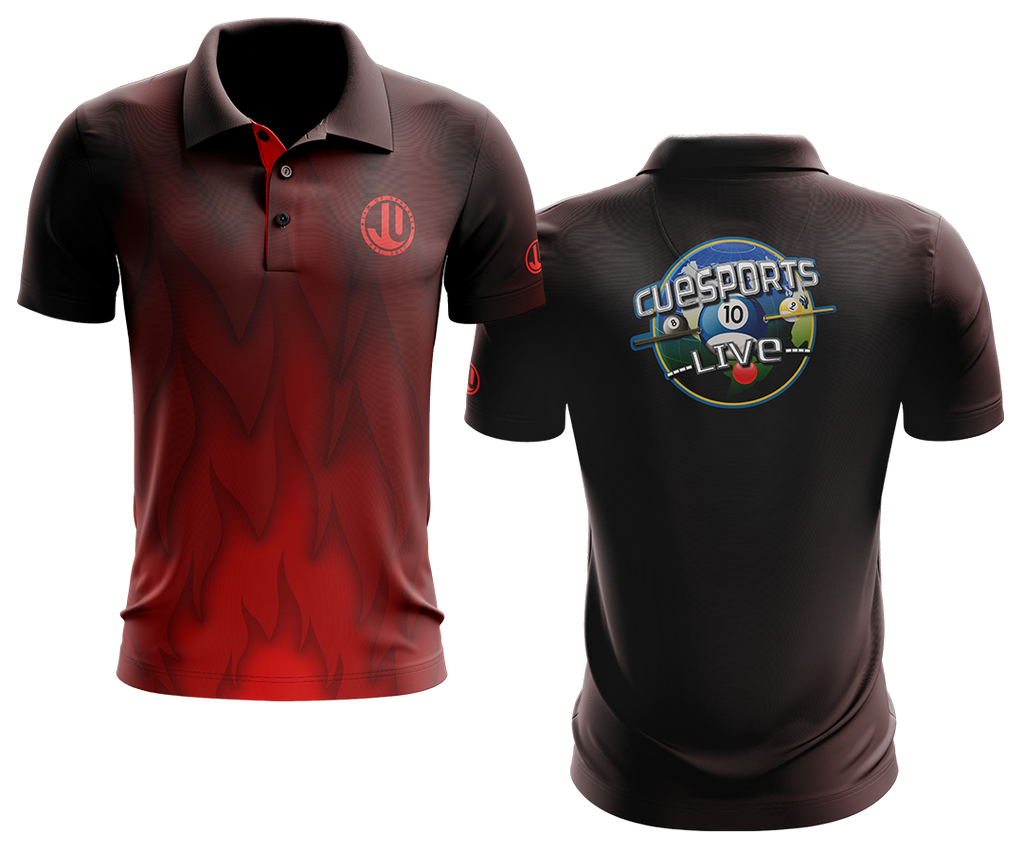 Cue Sports Live - Las Vegas Limited Edition Polo