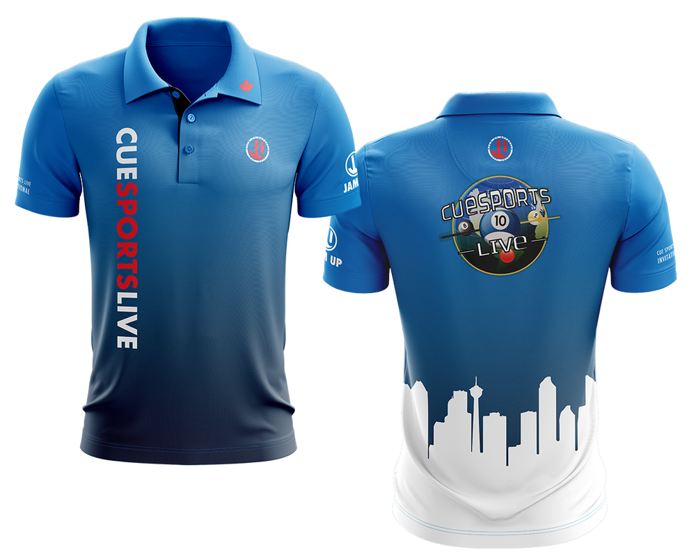 CSL Invitational Button Polo - Limited Edition -