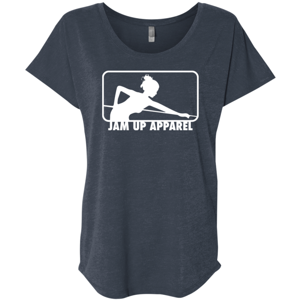 Women's Player Triblend Dolman Sleeve (Color Options)