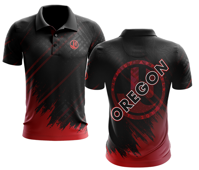Oregon Competition Polo