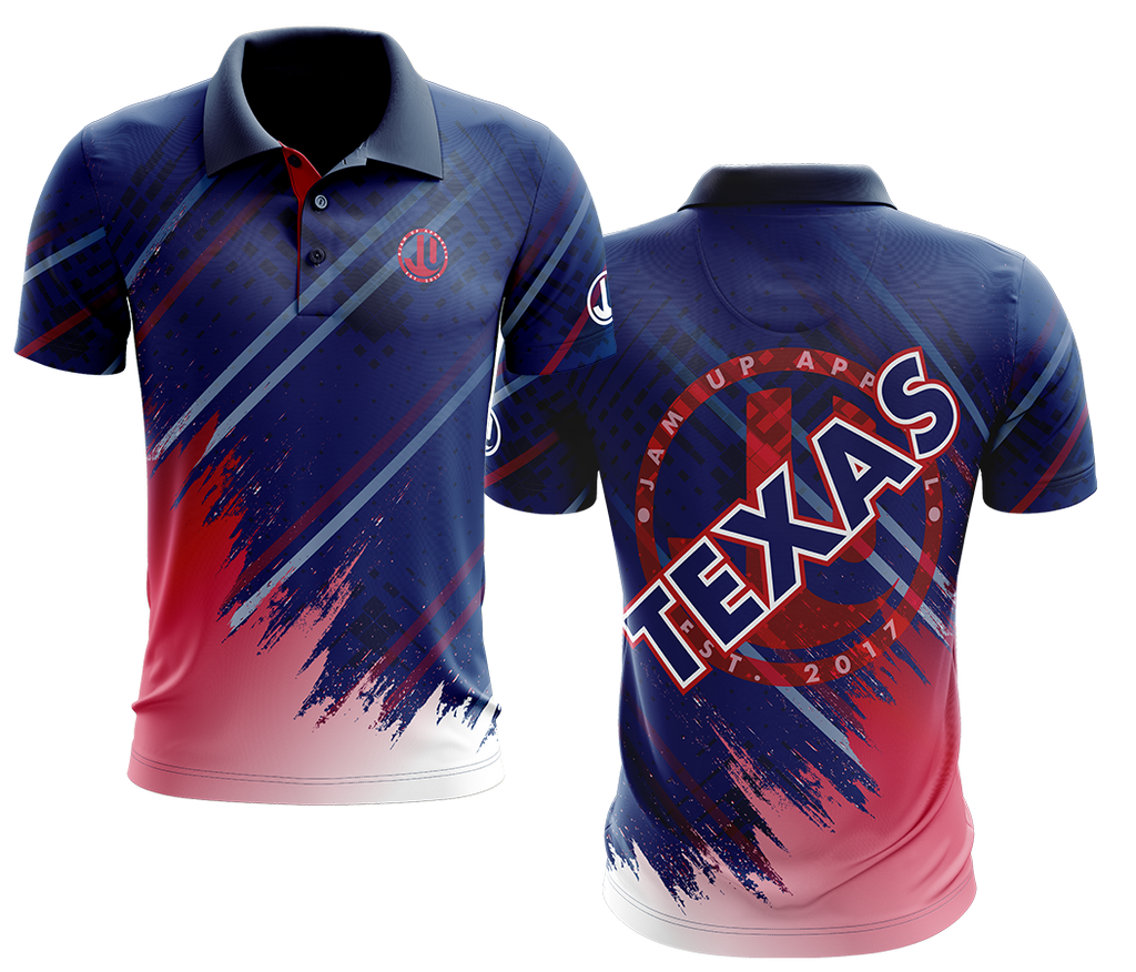 Texas Competition Polo
