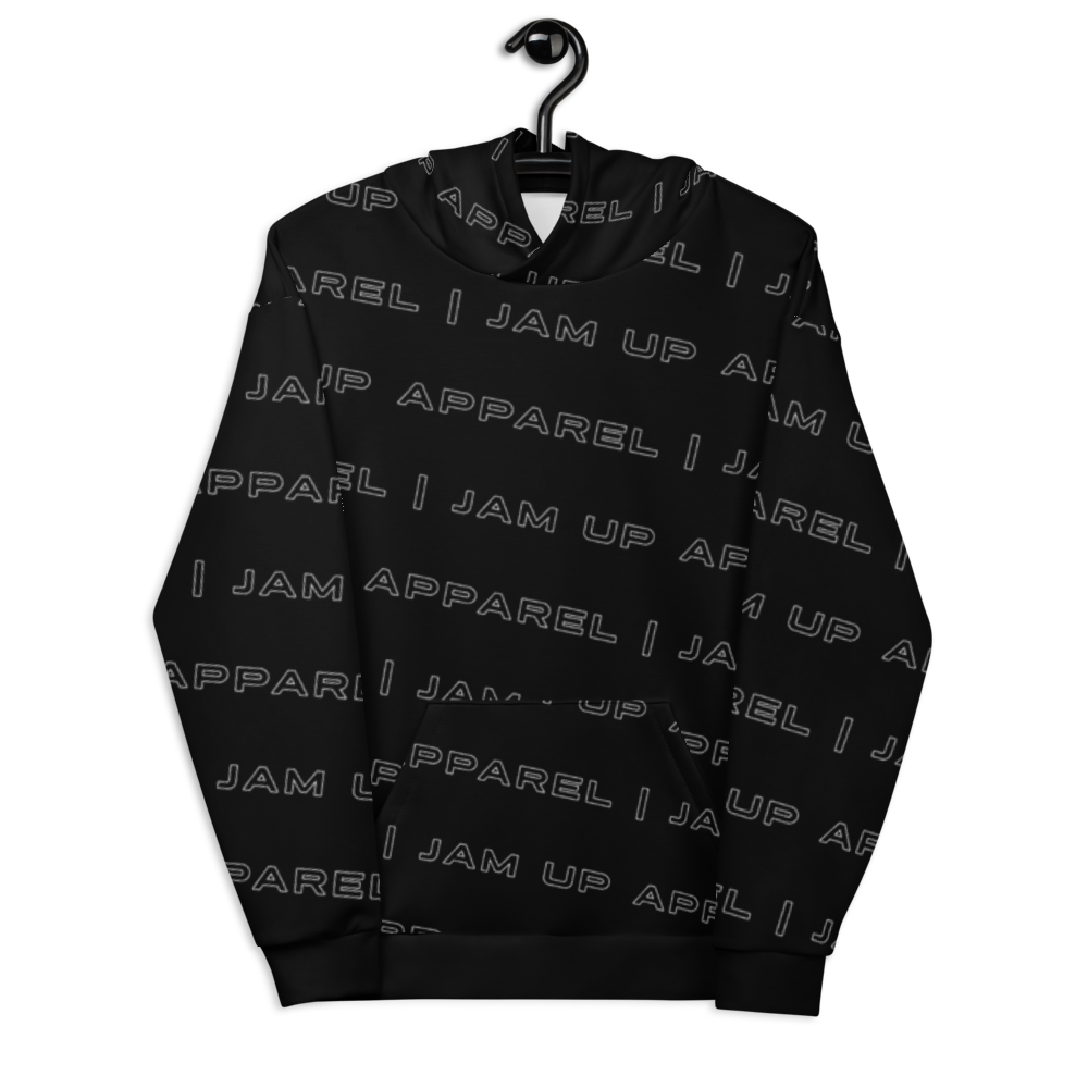 Jam Up Outline Unisex Hoodie