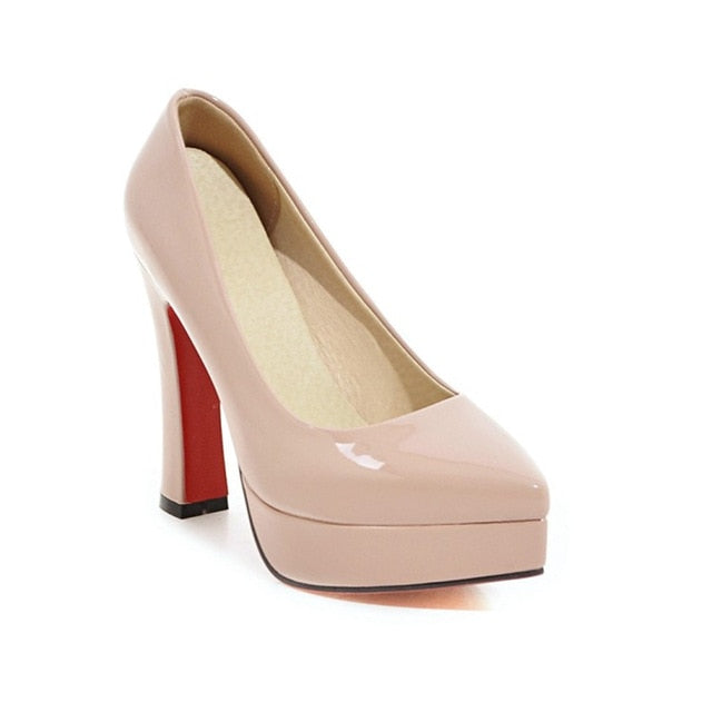 SARAIRIS In Style Platform High Heels