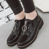 Retro fashion casual shoe