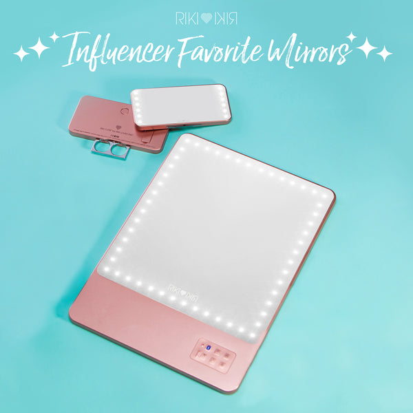 RIKILOVESRIKI mirrors are the influencer favorite mirrors