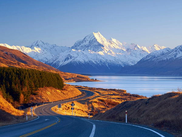 Mount Cook Village Canterbury South Island New Zealand