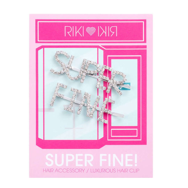RIKI SUPER FINE HAIR ACCESSORY